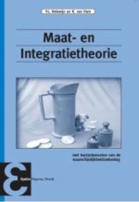 Afbeeldingen van Maat- en Integratietheorie