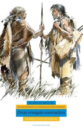Afbeeldingen van Algemene geschiedenis van Nederland Onze vroegste voorouders