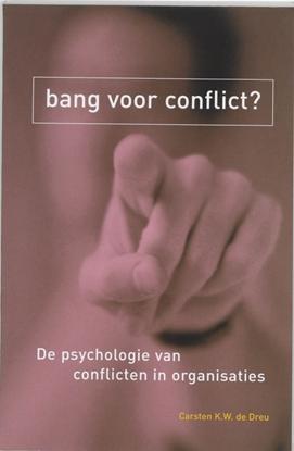 Afbeeldingen van NSVP-reeks Bang voor conflict?