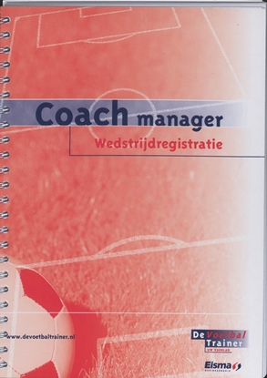 Afbeeldingen van Coach Manager Wedstrijdregistratie A5