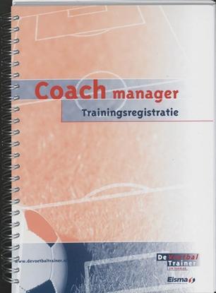 Afbeeldingen van Coach Manager Trainingsregistratie A5