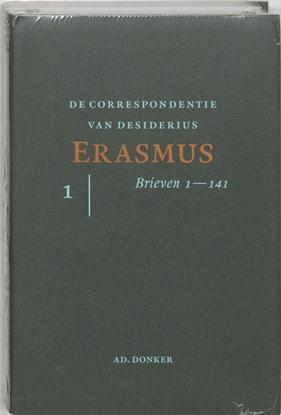 Afbeeldingen van De correspondentie van Desiderius Erasmus De brieven 1-141