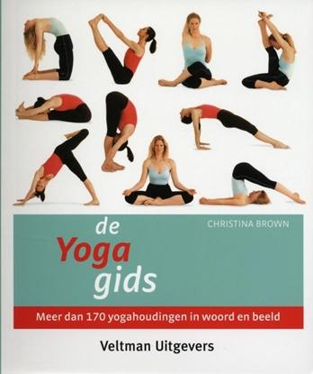 Afbeeldingen van De yoga-gids