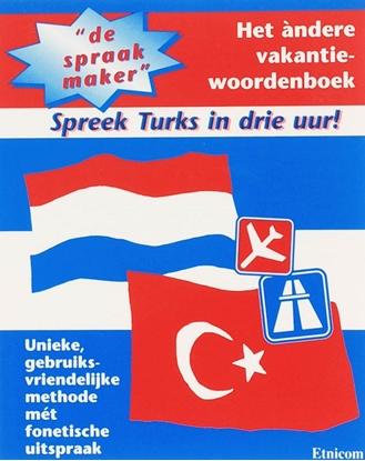 Afbeeldingen van De spraakmaker Nederlands Turks