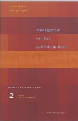 Afbeeldingen van Medicus & Management Management van het patientenproces