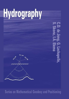 Afbeeldingen van Series on mathematical geodesy and positioning Hydrography