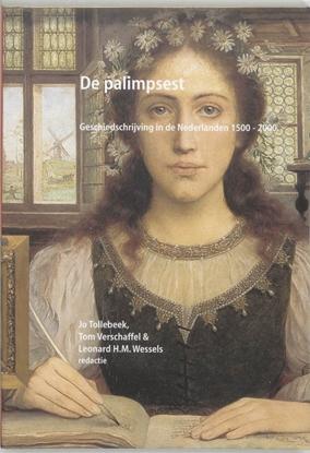 Afbeeldingen van De palimpsest