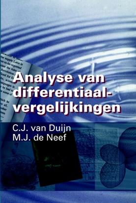 Afbeeldingen van Analyse van differentiaalvergelijkingen