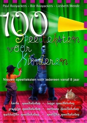 Afbeeldingen van 100 Speelteksten voor kinderen