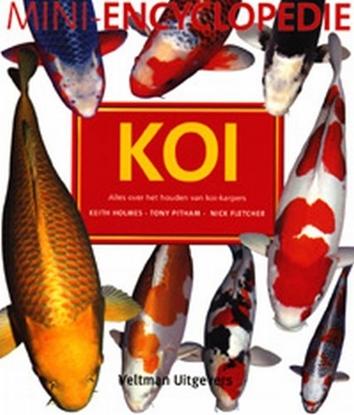 Afbeeldingen van Mini-encyclopedie koi-karpers