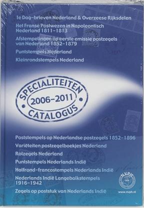 Afbeeldingen van Specialiteitencatalogus 2006-2011