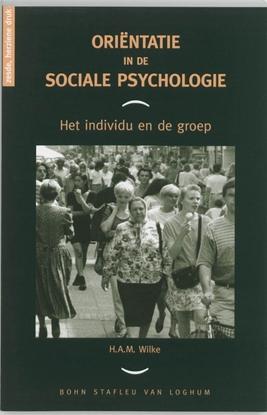 Afbeeldingen van Orientatie in de sociale psychologie