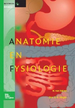 Afbeeldingen van Basiswerk V&V Anatomie en fysiologie Niveau 3