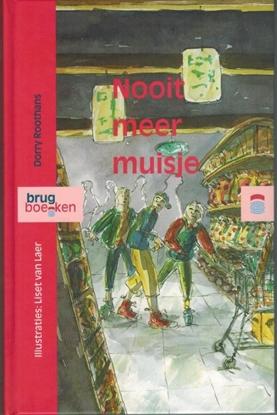 Afbeeldingen van Brugboeken Nooit meer muisje