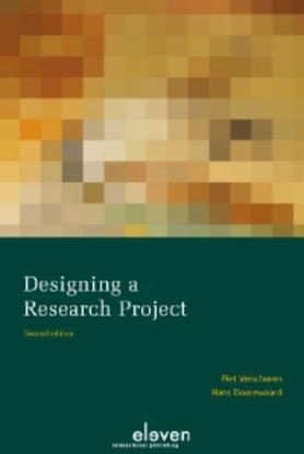 Afbeeldingen van Designing a research project
