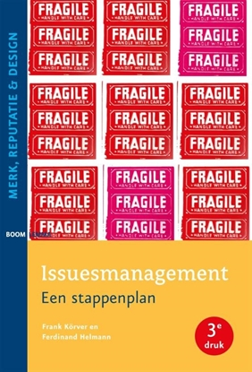 Afbeeldingen van Merk en reputatie Issuesmanagement