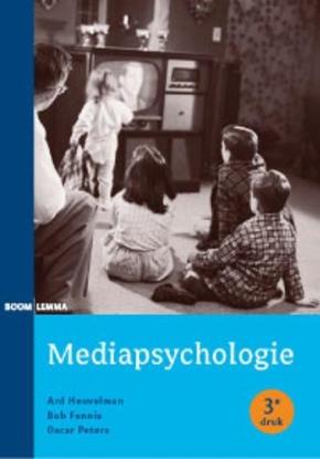 Afbeeldingen van Mediapsychologie