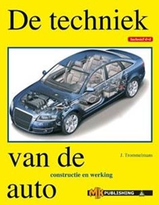 Afbeeldingen van De techniek van de auto