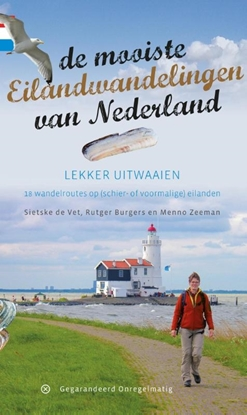 Afbeeldingen van De mooiste eilandwandelingen van Nederland