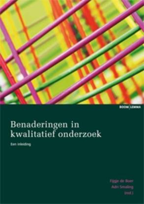 Afbeeldingen van Benaderingen in kwalitatief onderzoek