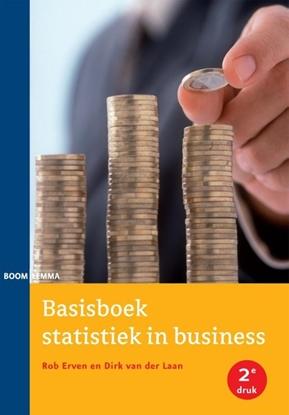 Afbeeldingen van Basisboek statistiek in business