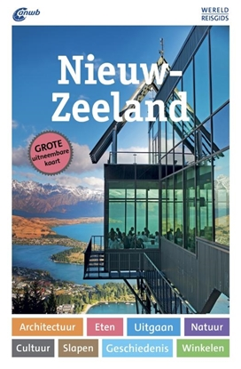 Afbeeldingen van ANWB wereldreisgids Nieuw Zeeland