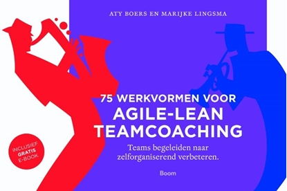 Afbeeldingen van 75 Werkvormen voor agile-lean teamcoaching