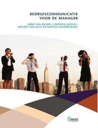 Afbeeldingen van Bedrijfscommunicatie voor de manager