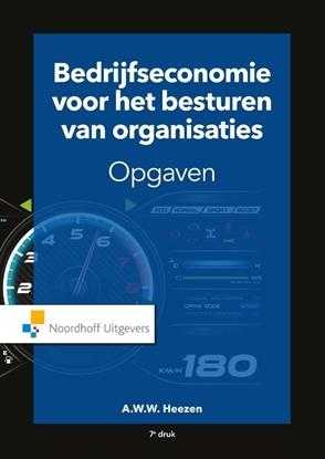 Afbeeldingen van Bedrijfseconomie voor het besturen van organisaties-opgaven