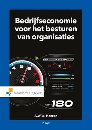 Afbeeldingen van Bedrijfseconomie voor het besturen van organisaties