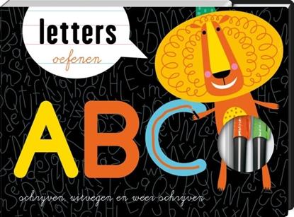 Afbeeldingen van ABC letters oefenen