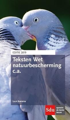 Afbeeldingen van Teksten Wet Natuurbescherming