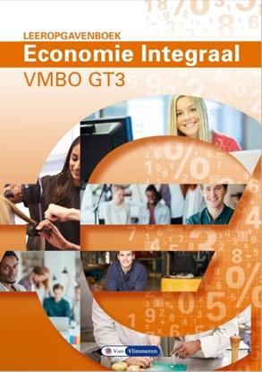 Afbeeldingen van Economie Integraal vmbo GT 3 Leeropgavenboek