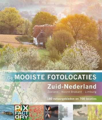 Afbeeldingen van De mooiste fotolocaties De mooiste fotolocaties: Zuid-Nederland