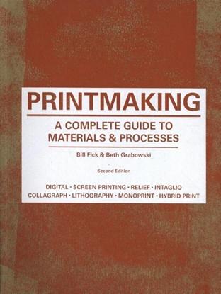 Afbeeldingen van Printmaking Second Edition