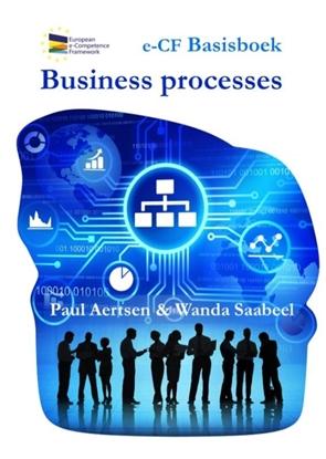 Afbeeldingen van e-CF basisboek Business Processes