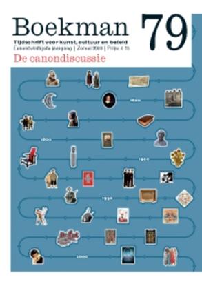 Afbeeldingen van Boekman De canondiscussie