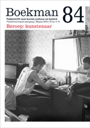 Afbeeldingen van Boekman Beroep: kunstenaar
