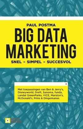 Afbeeldingen van Big data marketing