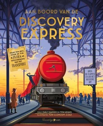 Afbeeldingen van Aan boord van de Discovery Express