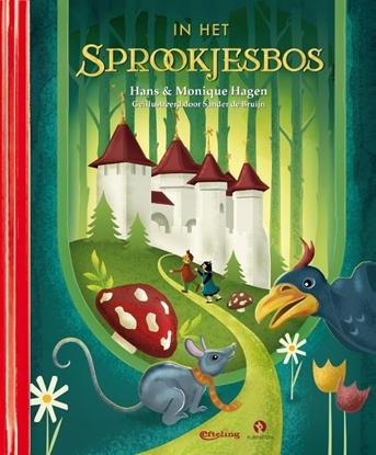 Afbeeldingen van Blinkend Boekje In het sprookjesbos