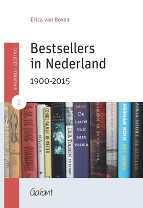 Afbeeldingen van Colleges Literatuur Bestsellers in Nederland 1900-2015