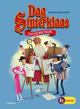 Afbeeldingen van Dag Sinterklaas doeboek