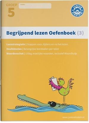 Afbeeldingen van Begrijpend lezen 3 Oefenboek