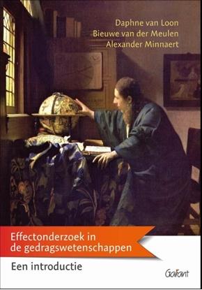 Afbeeldingen van Effectonderzoek in de gedragswetenschappen.