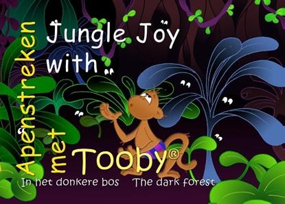 Afbeeldingen van Apenstreken met Tooby - Jungle Joy with Tooby In het donkere bos - The dark forest