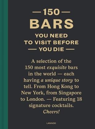 Afbeeldingen van 150 bars you need to visit before you die