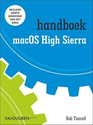 Afbeeldingen van Handboek macOS High Sierra
