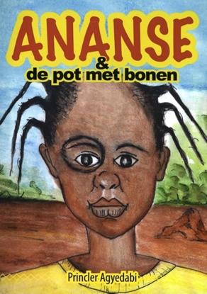Afbeeldingen van Ananse & de pot met bonen