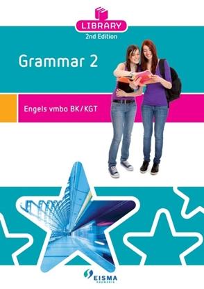 Afbeeldingen van Library Grammar 2 engels vmbo BK/KGT